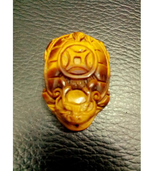Mặt Rùa đá Mắt Hổ